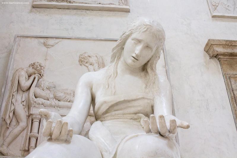Gypsotheca Museo Canoviano: Maddalena penitente, Possagno