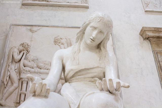 Gypsotheca Museo Canoviano: Maddalena penitente