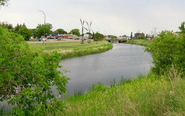 Souris River, Weyburn, SK