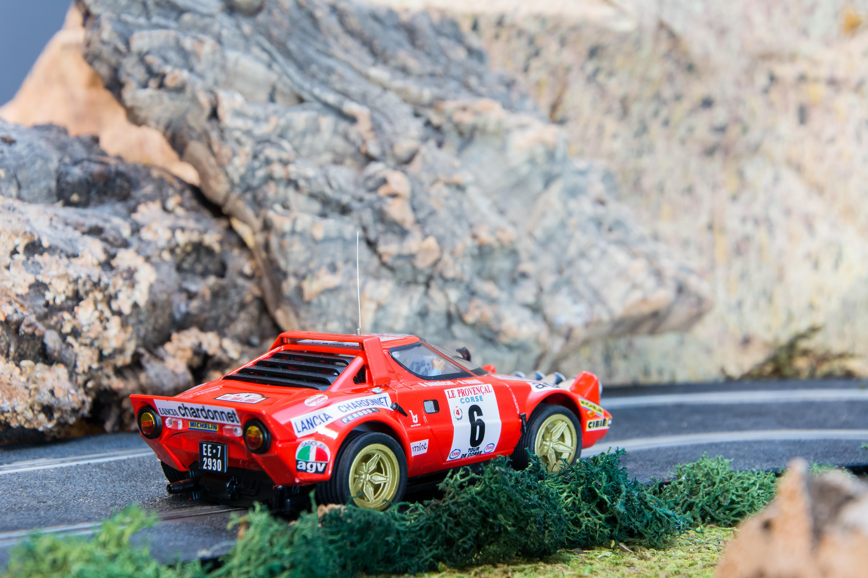 Lancia Stratos Tour de Corse 1975
