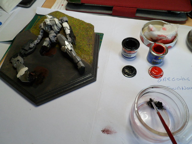 Défi moins de kits en cours : Diorama figurine Reginlaze [Bandai 1/144] *** Terminé en pg 5 - Page 5 48109188823_0fddbe5d0d_z