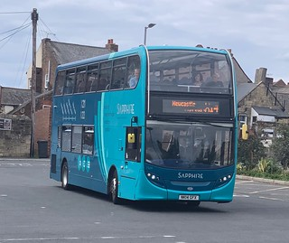 Arriva North East 7526 NK14 GFX