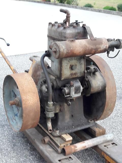 restauration - Restauration moteur ORESTE LUCIANI HP 6/8 48109324346_8a2b7b6cff_z