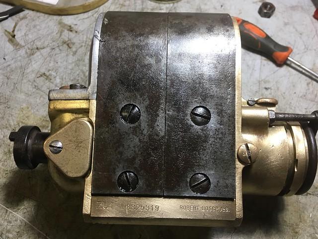 restauration - Restauration moteur ORESTE LUCIANI HP 6/8 48109372813_49d4994b51_z