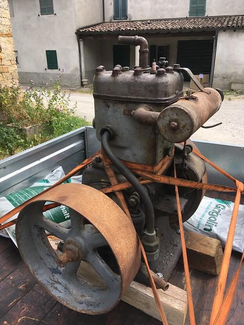 restauration - Restauration moteur ORESTE LUCIANI HP 6/8 48109379543_fc1d396495_z