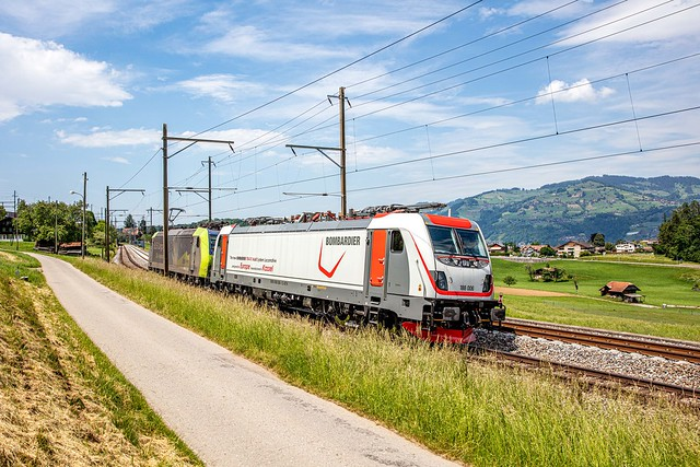 L 38763 Interlaken Ost - Spiez