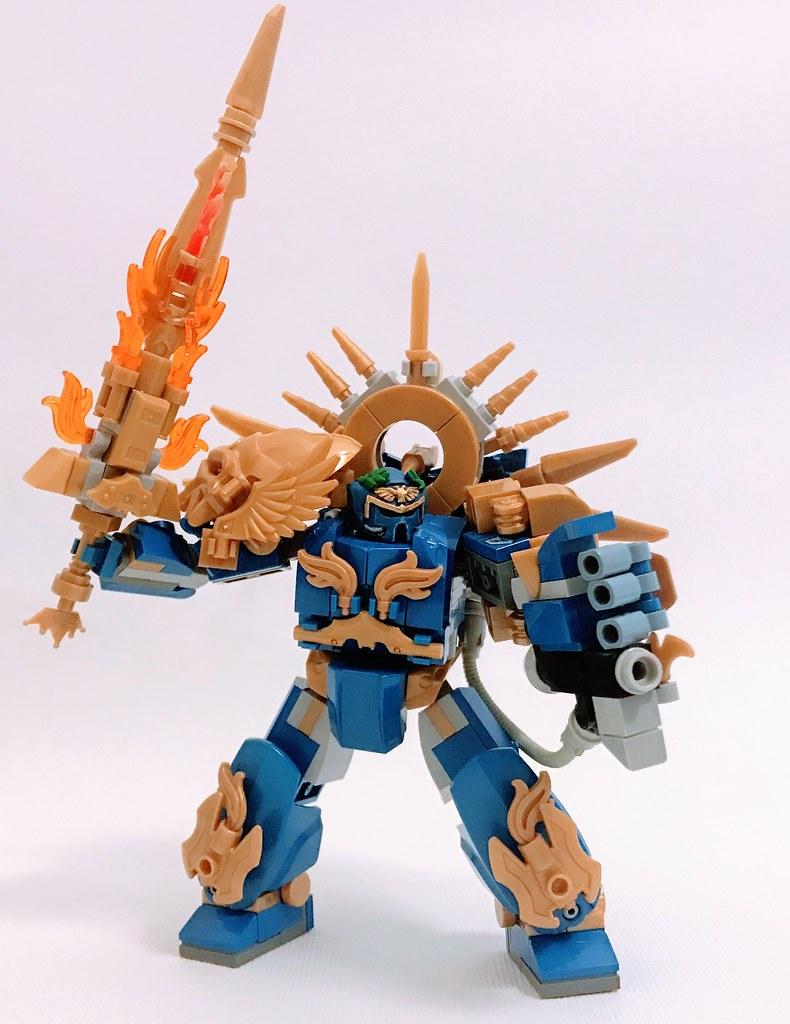 Lego Roboute Guilliman