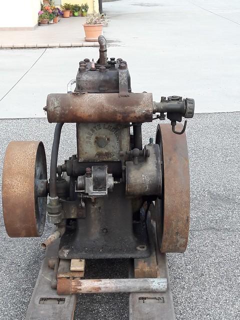 restauration - Restauration moteur ORESTE LUCIANI HP 6/8 48109435607_9fc6b927a1_z