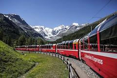 Švýcarský železniční ráj: 10 tipů s Rhétskou dráhou