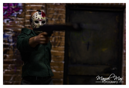 Mezco ONE:12 - Jason Voorhees | by manumasfotografo