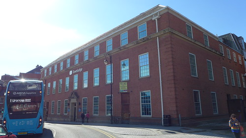 former Chester Telephone Exchange