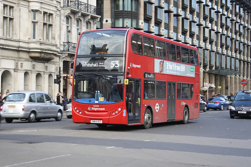 Stagecoach London 12343 SN64OGS