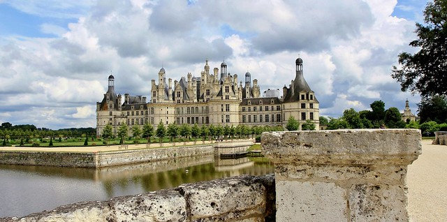 château de Chambord, Loir-et-Cher, centre-Val de Loire