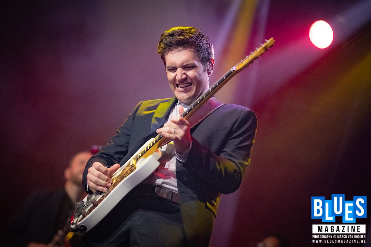 St. Paul and The Broken Bones @ Holland International Blues Festival Grolloo 2019