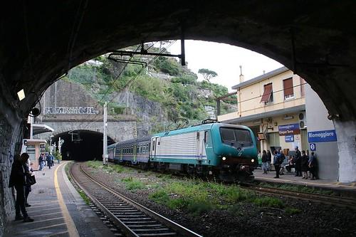 Tunnel View @ Riomaggiore