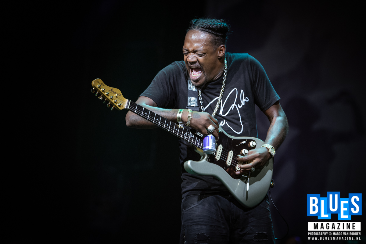 Eric Gales @ Holland International Blues Festival Grolloo 2019