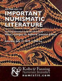 Kolbe-Fanning Sale 153 lot Sale153cover