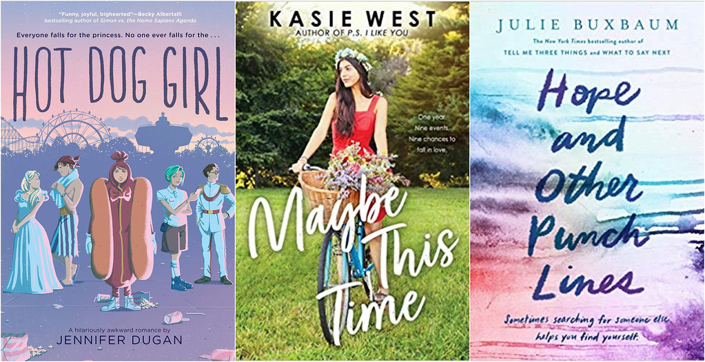 YA Summer Books to Read This Year