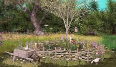 Goose Garden