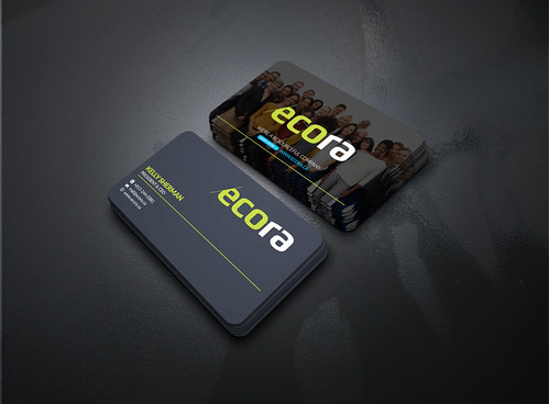 Business Cards Design for Print Ready
