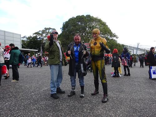Beware Flash - Heatwave, Captain Boomerang and Reverse Flash