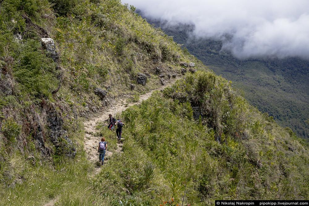 В краю невидимых птиц. Наверх, к кружке горячего чая в долину реки Муги.