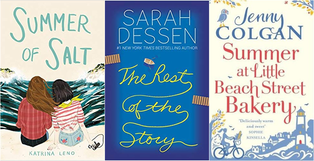 15 Exciting Summer Books