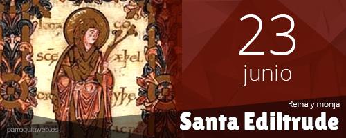 Santa Ediltrude