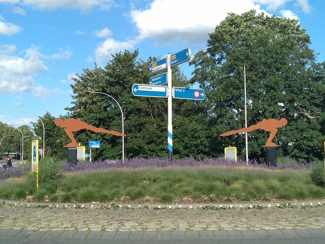 Haastrecht: Roundabout Skaters