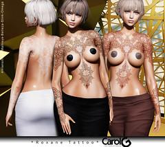 Roxane TaTToo [CAROL G]