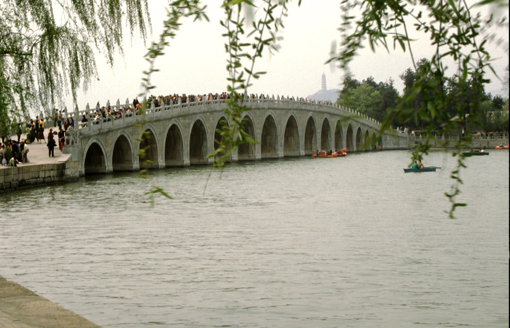 17-Arch Bridge, Summer Palace, Beijing