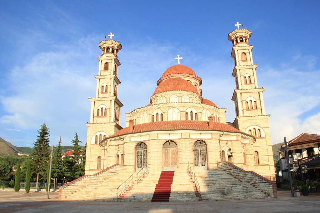 Cathedral of the Resurrection, Korça