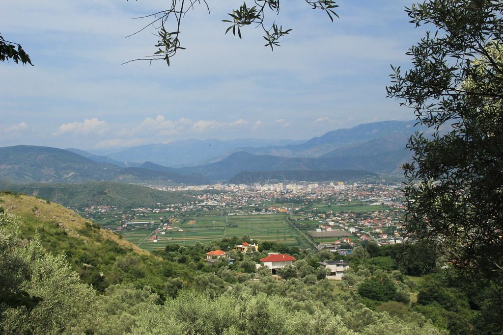 Taking the old road to Tirana, Albania