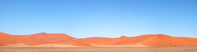 Namibs Sanddünen - Namibs sand dunes