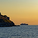 Arriving at Sunset ( Myrina - Lemnos - Greece) Panasonic S1 & lumix S 24-105mm F4 Zoom (DxO Edited)
