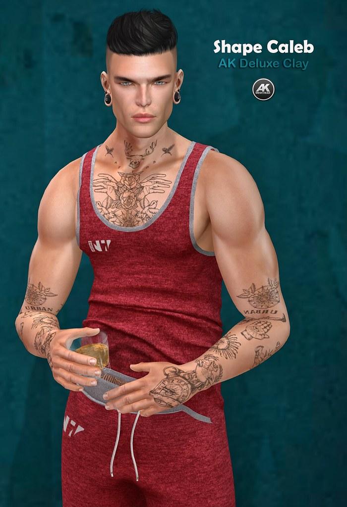 Malibu Shapes ::: Caleb – AK Deluxe Clay
