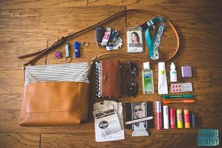 Week 24: What's in My Bag