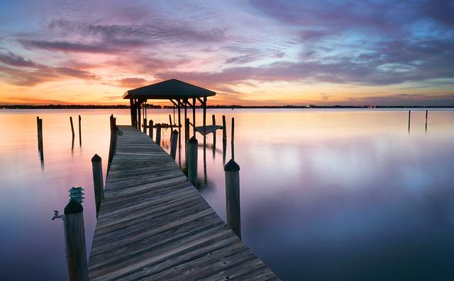 Sandy's Dock.