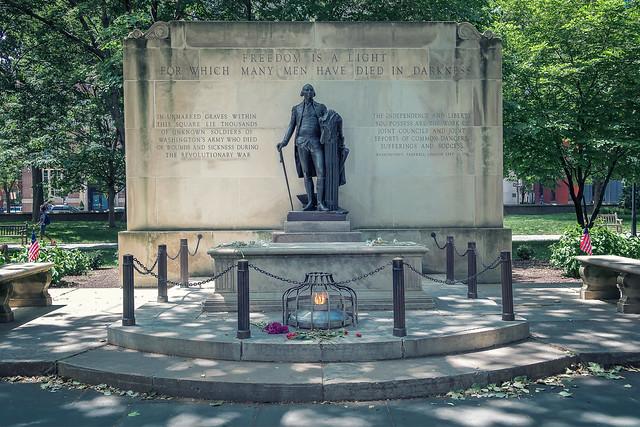 Washington Square Philadelphia
