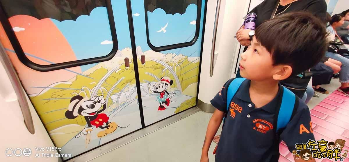 高雄米奇列車-30