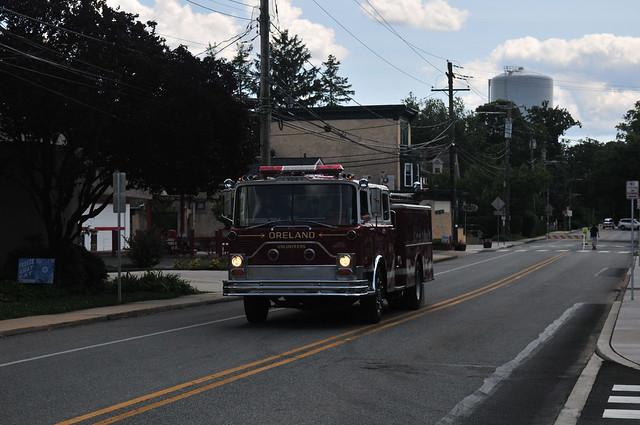 Oreland Fire Company Engine 704