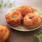 ローズマリー酵母の生ハムチーズ野菜パン 20190621-IMG_1205 (2)