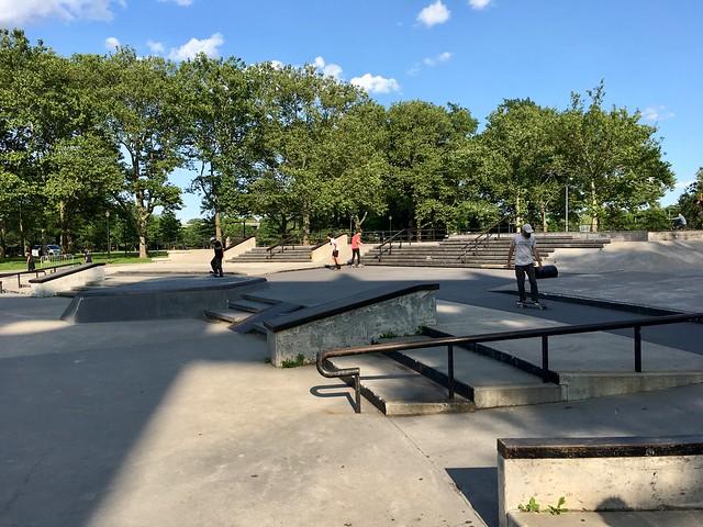 Photo of Maloof Skatepark