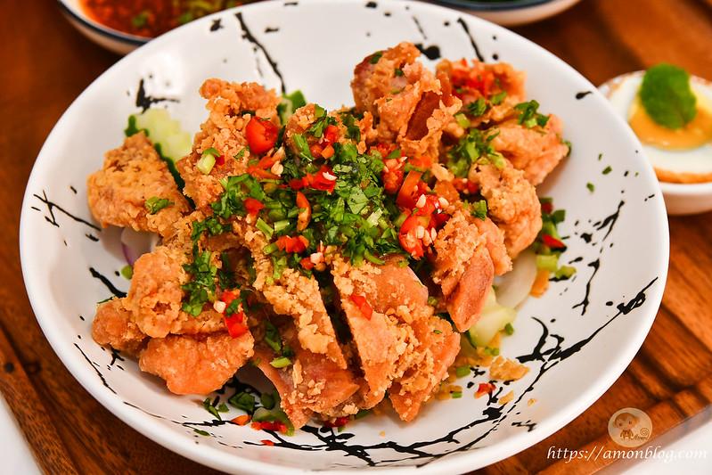 小琉球鵬琉線, 小琉球交通推薦, 穀泰泰式料理.  穀泰泰式料理菜單