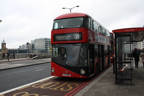 Go-Ahead London LT858 LTZ1858