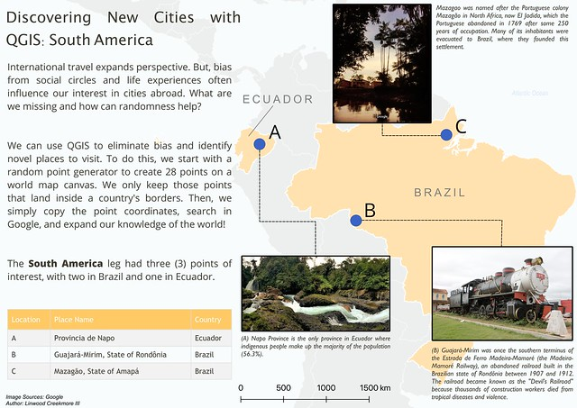 QGIS - Map Showcase | Flickr
