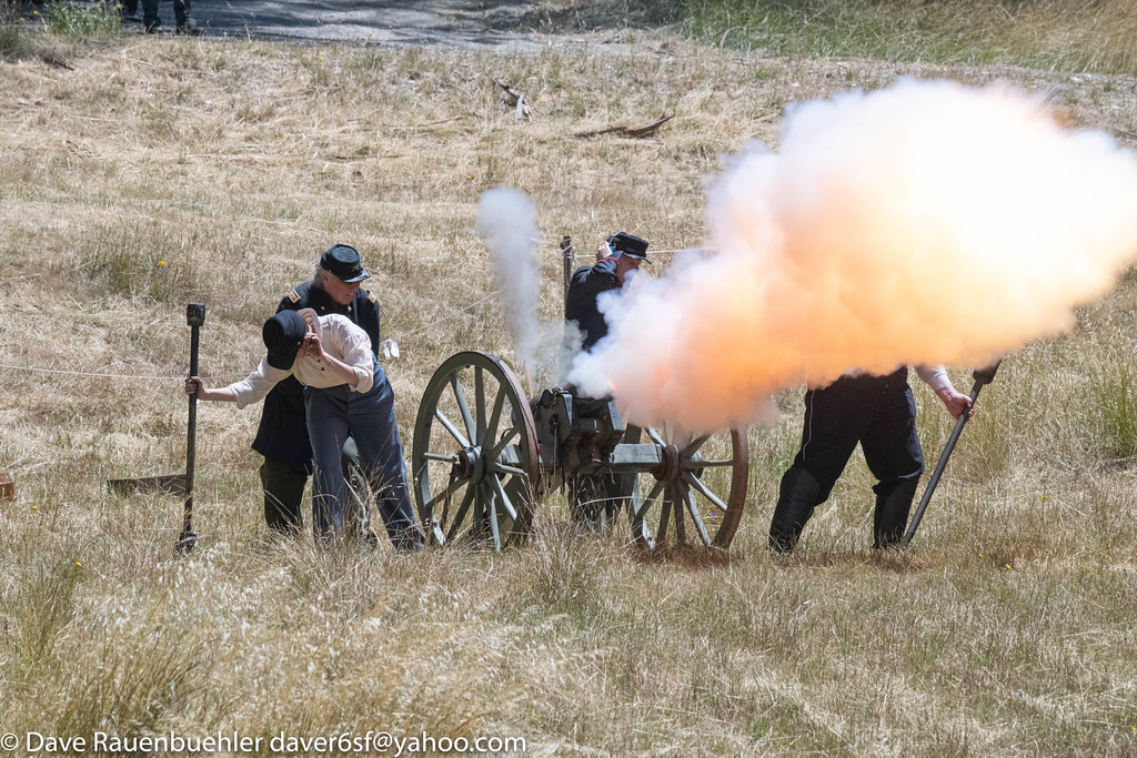 Angel Island Civil War 6-2019