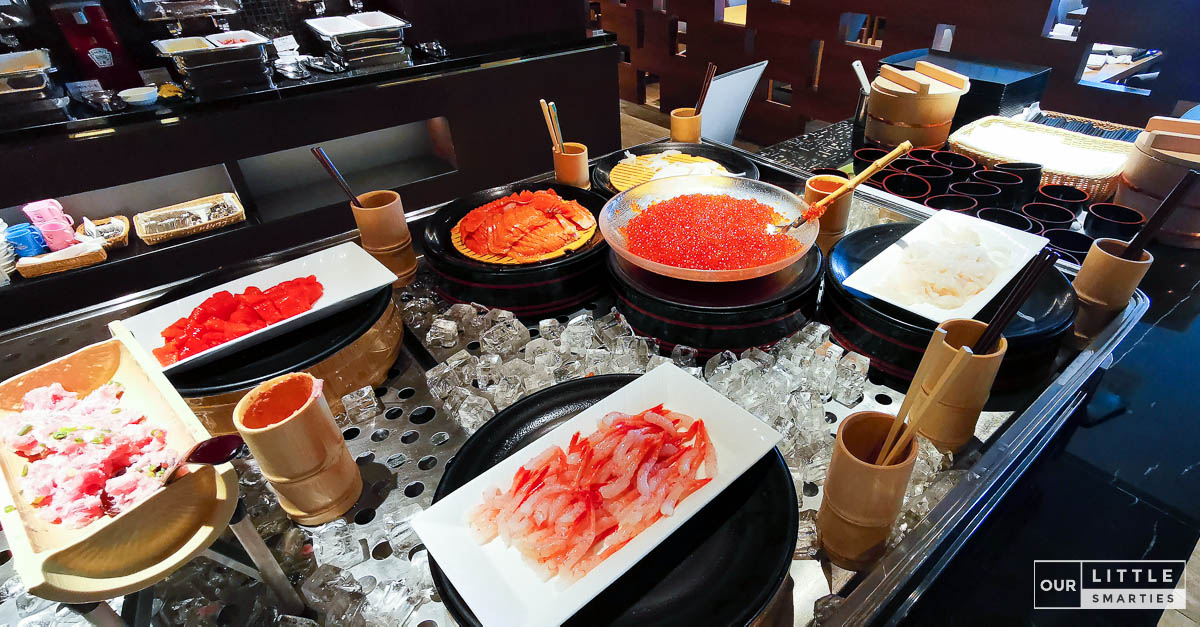Hakodate Kokusai Hotel Breakfast
