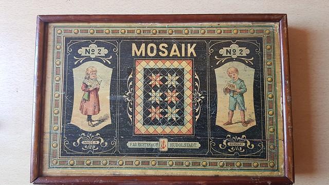 F. Ad. Richter - Anker Baukasten Mosaik No. 2
