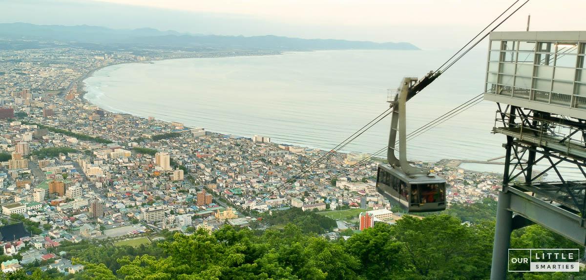 Mount Hakodate Ropeway
